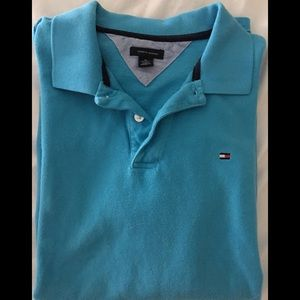 Boys Tommy Hilfiger polo shirt